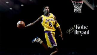 Aksi atraktif legenda NBA, Kobe Bryant