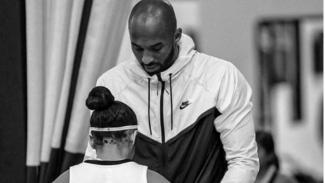 Kobe Bryant Kobe dan putrinya, Gianna Bryant
