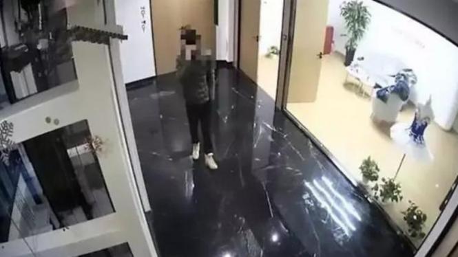 Chen sengaja mencuri agar batal menikah