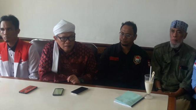Sekretaris Jenderal Forum Umat Islam, Muhammad Al Khaththath