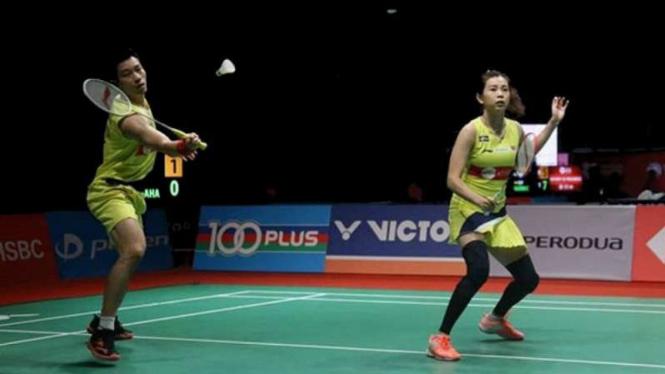 Chan Peng Soon/Goh Liu Ying.