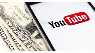 Ilustrasi punya penghasilan dari YouTuber.