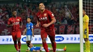 5 Musim di China, Hulk Pertimbangkan Karier di Premier League