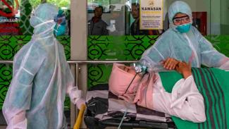 Update COVID-19 di Jakarta 9 Juli: Positif 13.362, Meninggal 676