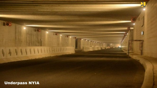 Underpass YIA