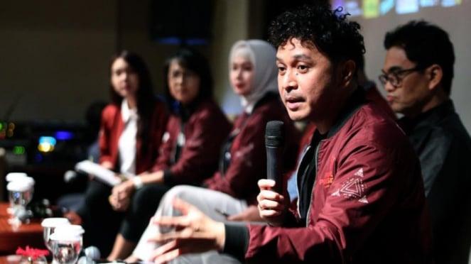Ketua Panitia Penyelenggara Piala Presiden Esports 2020, Giring Ganesha