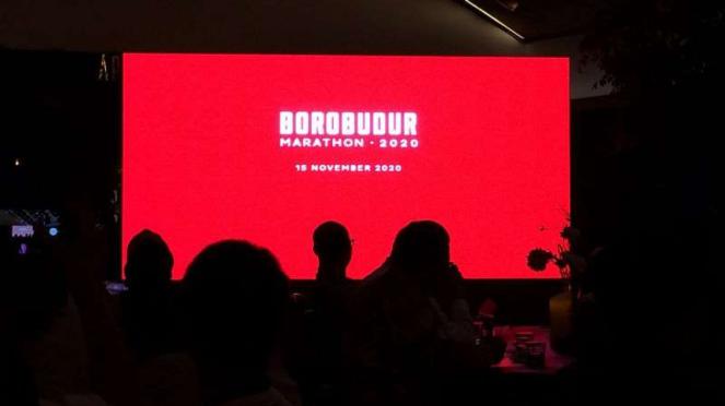 Borobudur Marathon 2020.