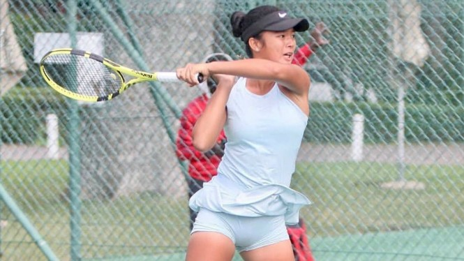 Petenis putri Filipina, Alexandra Maniego Eala