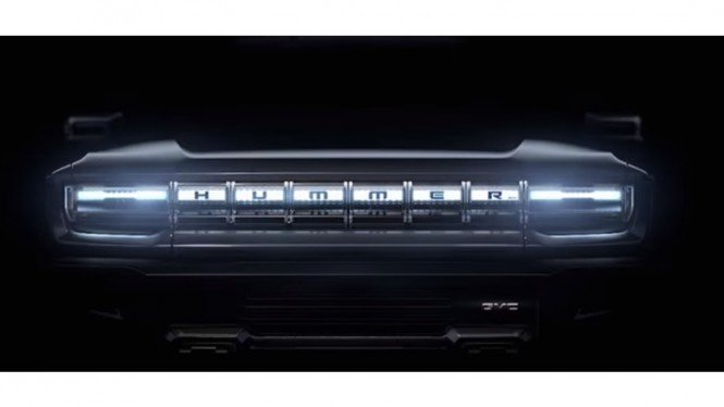 Bocoran GMC Hummer edisi baru