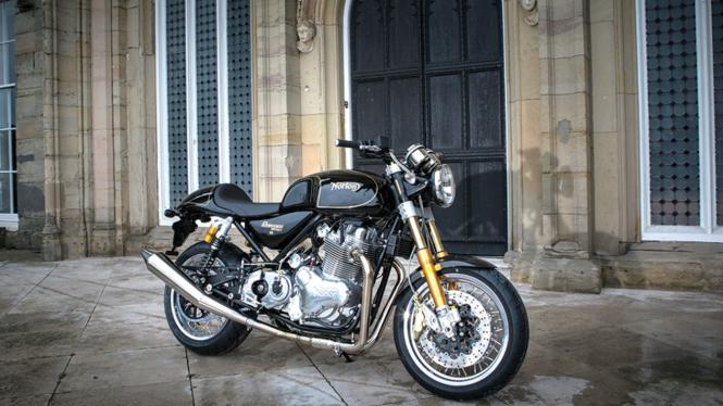 Sepeda motor Norton