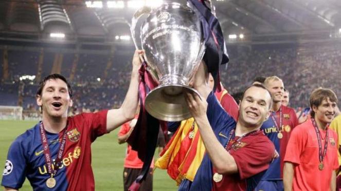 Barcelona juara Liga Champions 2008/2009