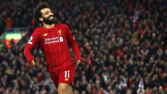 Winger Liverpool, Mohamed Salah