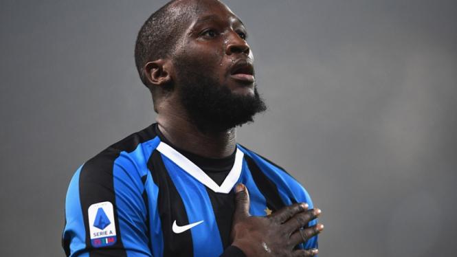 Striker Inter Milan, Romelu Lukaku