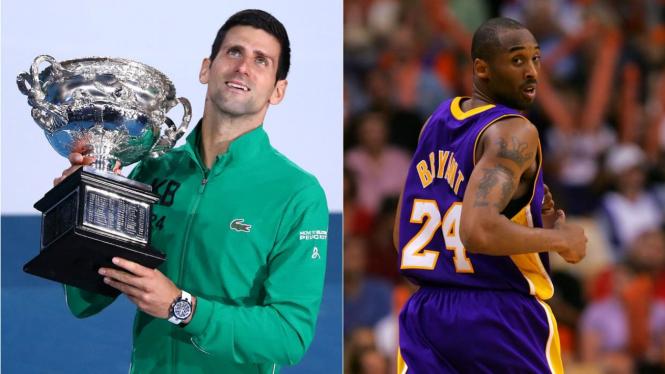 Djokovic Persembahkan Gelar Australian Open 2020 Untuk Kobe Bryant