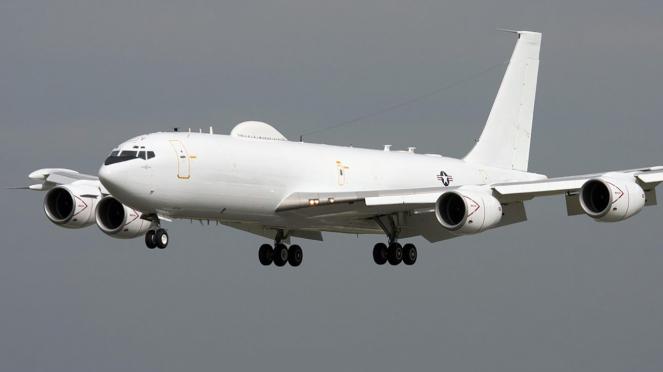 E-6B Mercury.