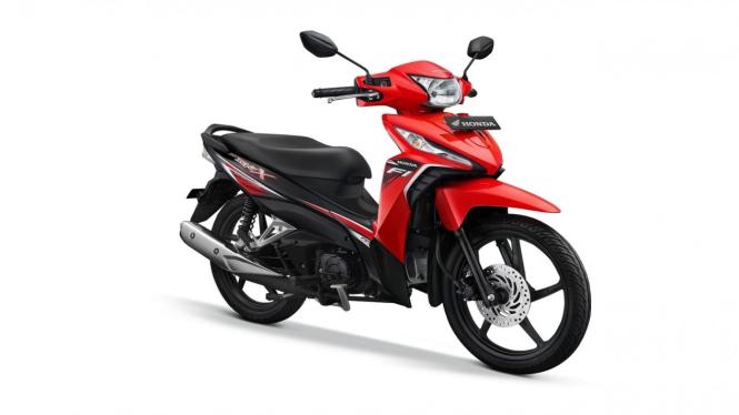 Sepeda motor Honda Revo X