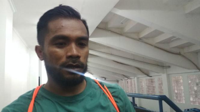 Winger Persib Bandung, Zulham Zamrun
