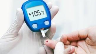 Cek gula darah naik