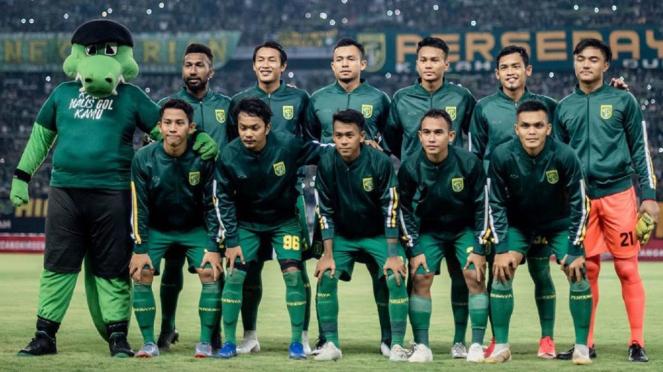 Tim Persebaya Surabaya