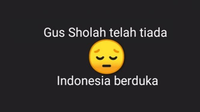 Meme Gus Sholah