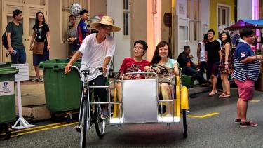 Menjajal Transportasi Lain saat Berkeliling di Singapura