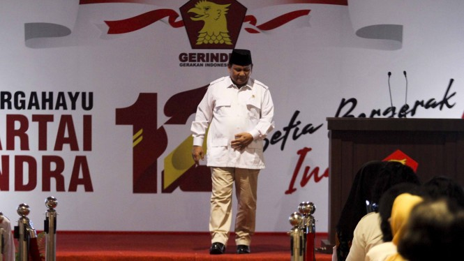 Struktur Baru Partai Gerindra, Tak Ada Nama Arief Poyuono