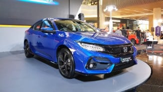 New Honda Civic Hatchback RS