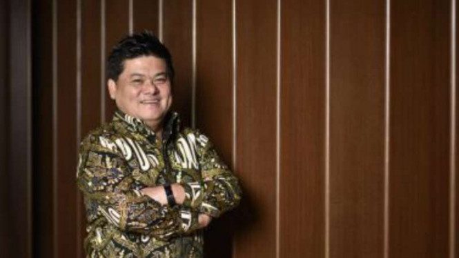 Heru Hidayat, tersangka kasus dugaan korupsi Jiwasraya