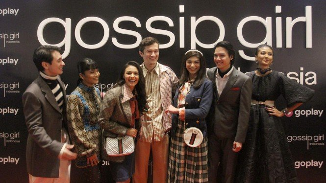 Serial Gossip Girl Indonesia