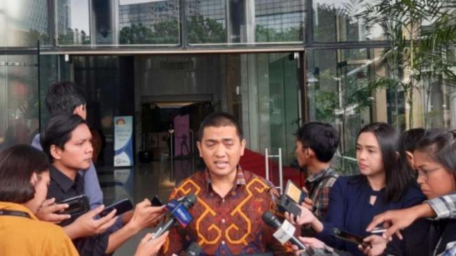 Ketua Wadah Pegawai KPK, Yudi Purnomo Harahap.
