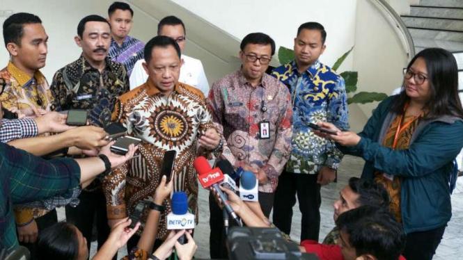 Menteri Dalam Negeri Tito Karnavian. (Foto ilustrasi)