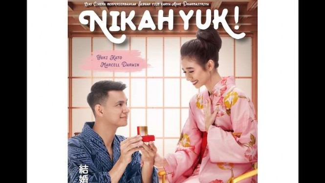 Image Result For Review Film Nikah Yuk