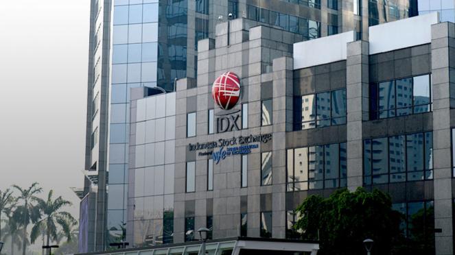 Gedung IDX, Indonesia Stock Exchange (Bursa Efek Indonesia)