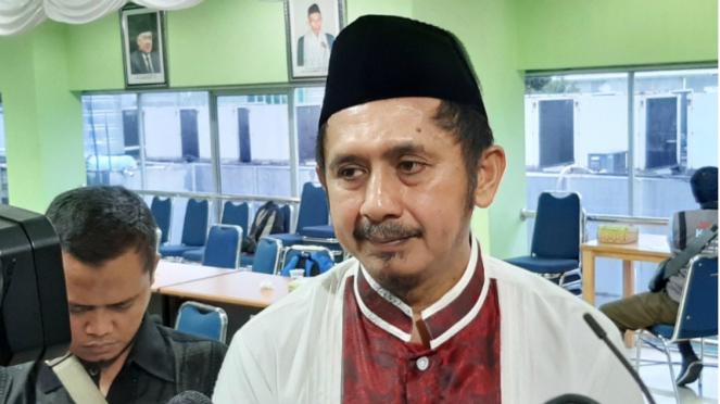 Wakil Sekretaris Jenderal MUI, Zaitun Rasmin.