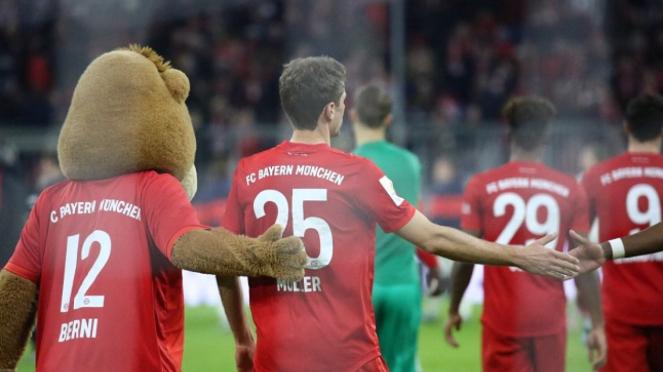 Bayern Munich bermain imbang dengan RB Leipzig