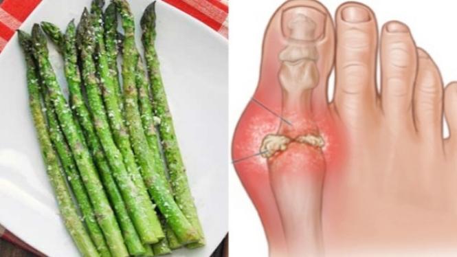 makanan sehat pemicu asam urat