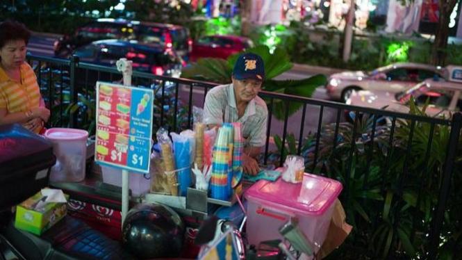 Jajanan Lokal Singapura yang Menyegarkan