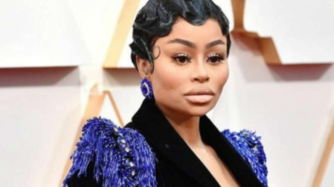 Blac Chyna di Oscar 2020