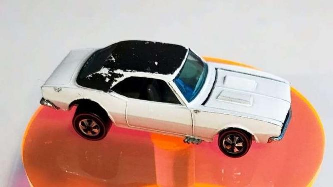 Diecast Chevrolet Camaro yang dibanderol Rp1,3 miliar.