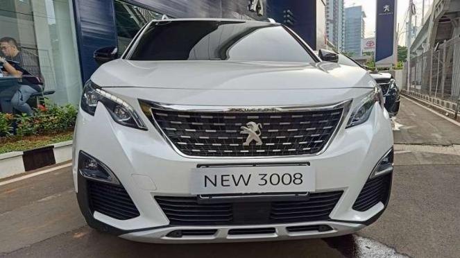 Peugeot 3008 Allure Plus resmi dipasarkan di Indonesia