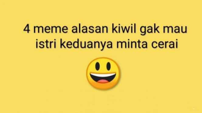 Meme Kiwil.