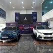 SUV Peugeot 3008 dan 5008 Allure Plus