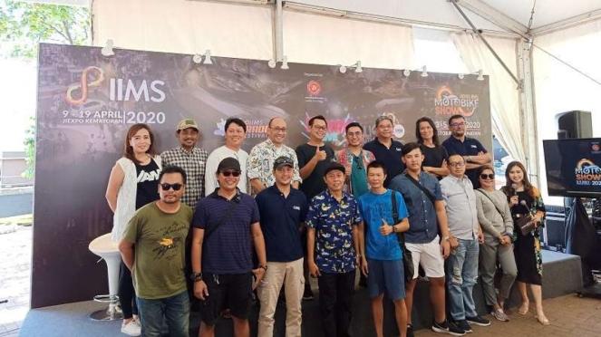 Pameran otomotif tahunan IIMS 2020, akan digelar pada 9-19 April.