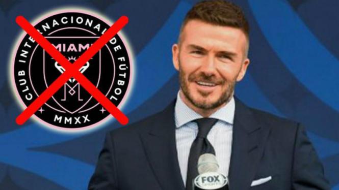 Klub MLS milik David Beckham, Inter Miami digugat Inter Milan untuk ganti nama
