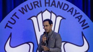 Menteri Pendidikan dan Kebudayaan (Mendikbud) Nadiem Anwar Makarim. (Foto ilustrasi)