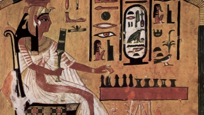 Permainan Papan Mesir Kuno