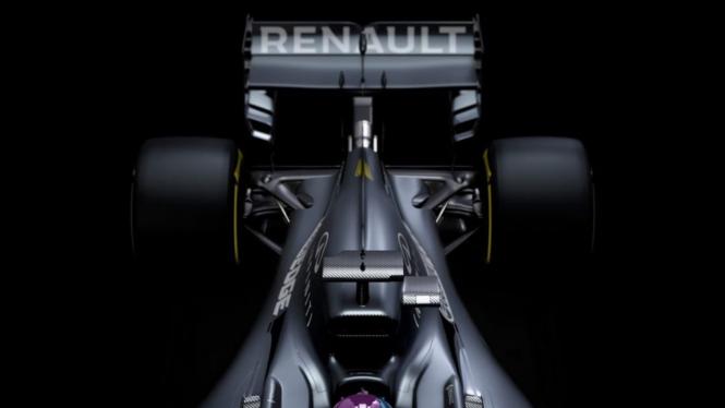 Mobil baru Renault F1