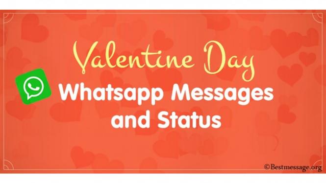 WhatsApp sambut Hari Valentine.