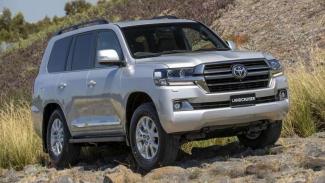 Toyota Land Cruiser Sahara Horizon yang hanya dibuat 400 unit.