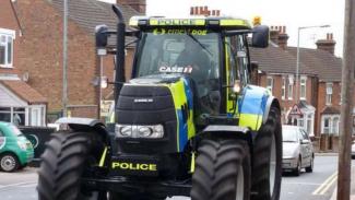 Traktor.